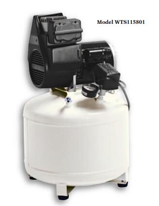 Compresor de Aire para Clínicas de Odontólogos